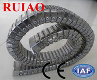 totally enclosed and nice looking DGT type conduit shield stainless steel energy chain made by china supplier