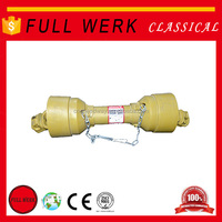 Machine Manufacturer FULL WERK pto shaft assembly four-wheel tractor parts with CE Certificated