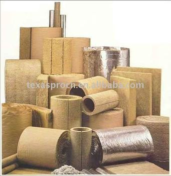Rockwool Pipe Section Buy Mineral Wool Pipe Section