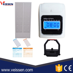 New style time attendance system with calculating Time Clock for Korea Marketing