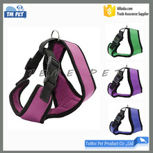 Outdoor pet harness soft dog service vest
