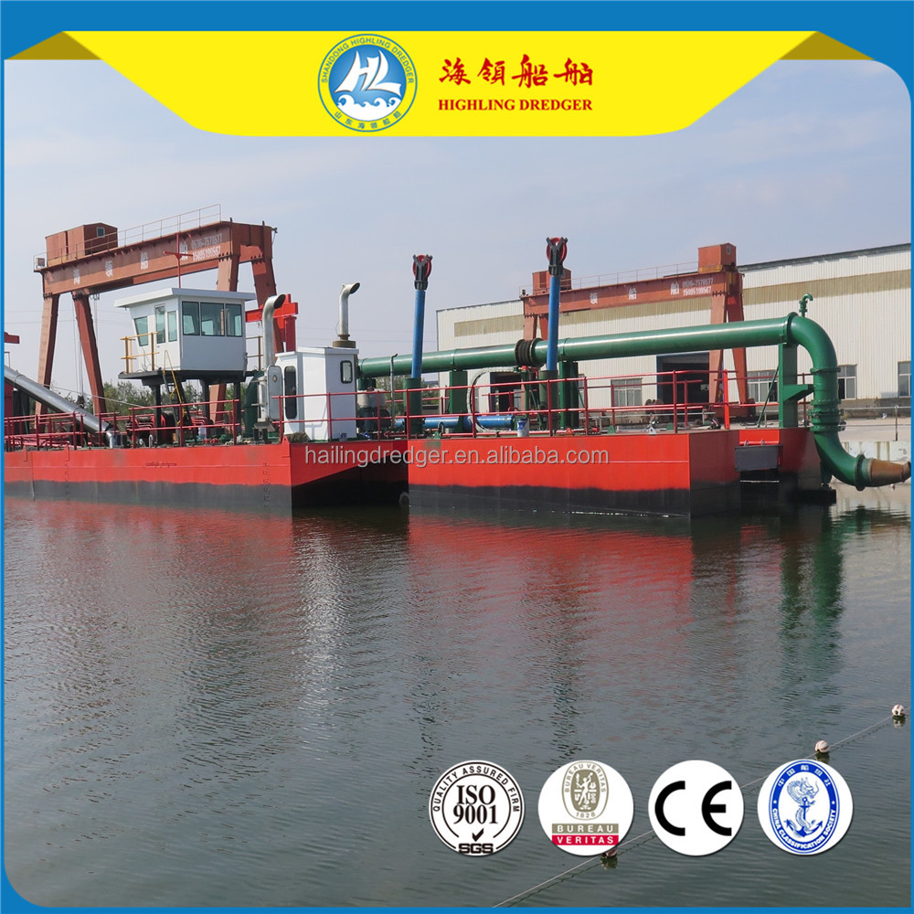 HL800 32inch cutter suction dredger hot sale with competitive price advantage
