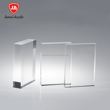 JM Excellent clear sheet acrylic glass price