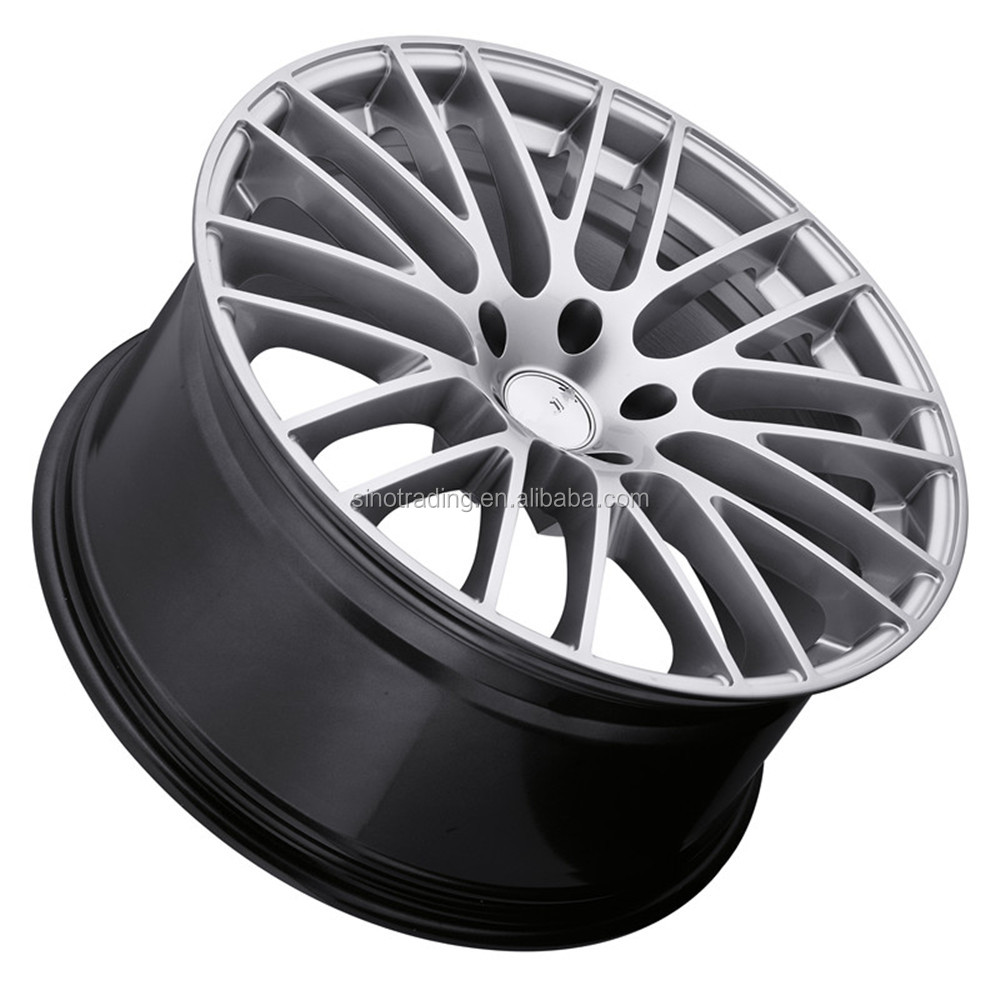 New design factory direct price negative offset alloy <strong>wheels</strong>