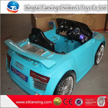 High quality best price wholesale ride on car battery remote control children kids make a electric toy car