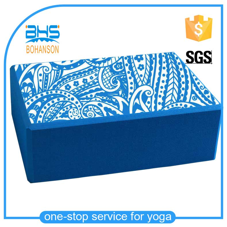 die cut polyurethane foam block , yoga block singapore