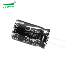 47uf 250v capacitor factory 13*21mm jwco electrolytic capacitor