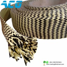 high temperature resistant braided aramid sleeves