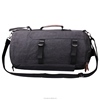 economic wholesale sports mens leather weekender duffel Travel shoulders luggage bag