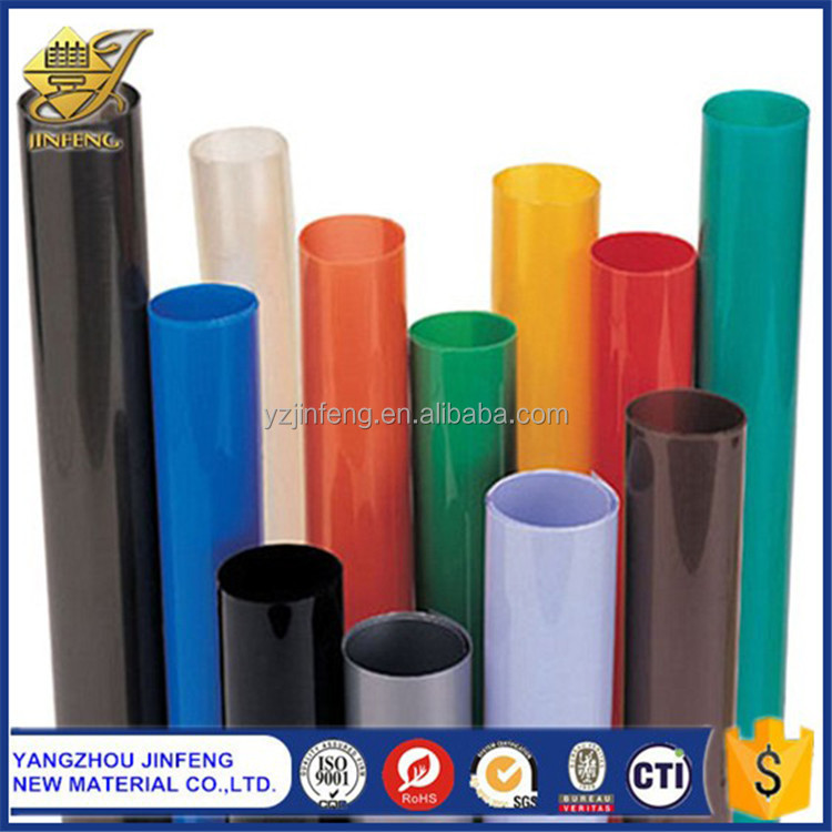Blister Colorful Rigid Hard PVC Film In Roll for Thermofomring