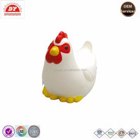 plastic chicken toys for kids, squeeze toy,small plastic toy chicken