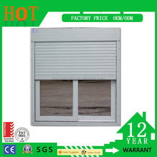 High Quality Aluminum Sliding Window Accessories Jalousie Windows Endurable Double Glazing Glass Cheap PVC Window And Door