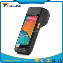 Wireless ticket printer android 4G handheld pda specification with receipt