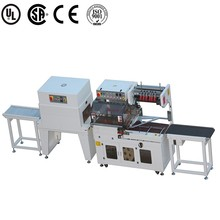 Canned fish shrinking machine automatic L bar sealer