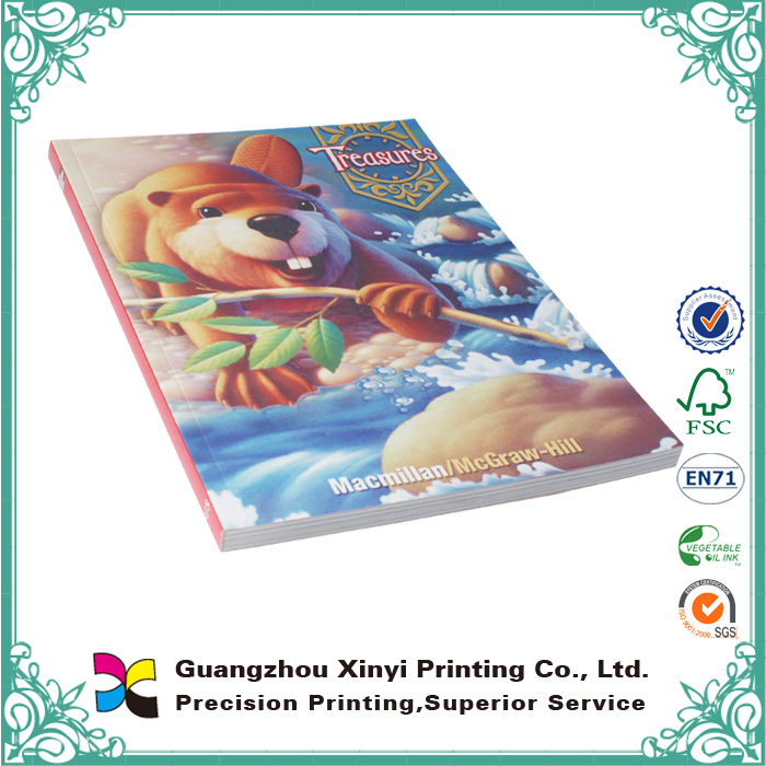 High Qualitypaper box,recycled paper box,paper box printing Coloring book with water pen manufactures