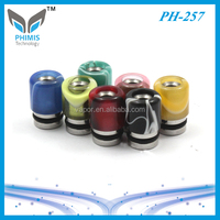 Most popular stable wood drip tip , acrylic drip tip , phimis poxy resin drip tip
