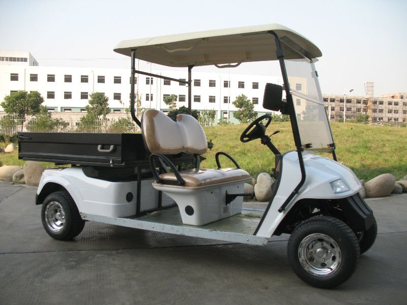 hot selling CHEAP electric golf car/golf cart/golf buggy, cargo van, ce approved, 2 seats, EG2048HCX