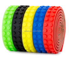 Building Block Tape for Legos with Self-Adhesive