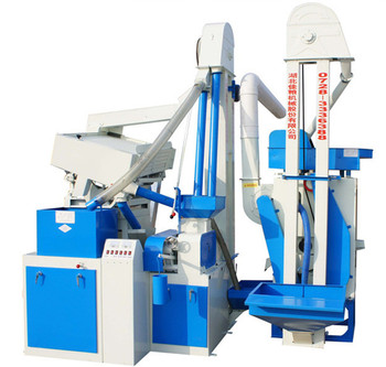 rice millling machine