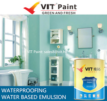 VIT Best foundation waterproofing products, roof waterproofing coating, indoor waterproof paint