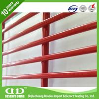 pvc coated Q195 358 anti-climb mesh