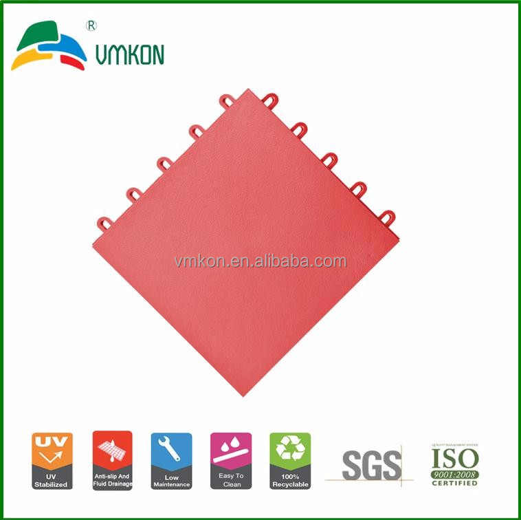 vmkon indoor sports usage pp material hard plastic modular assembly floor covering