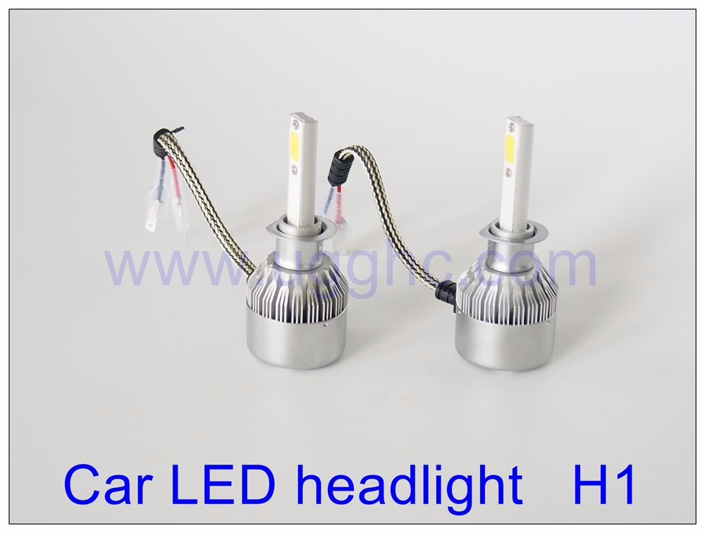 H1 with 36W 3800LM for Led Headlight Kit