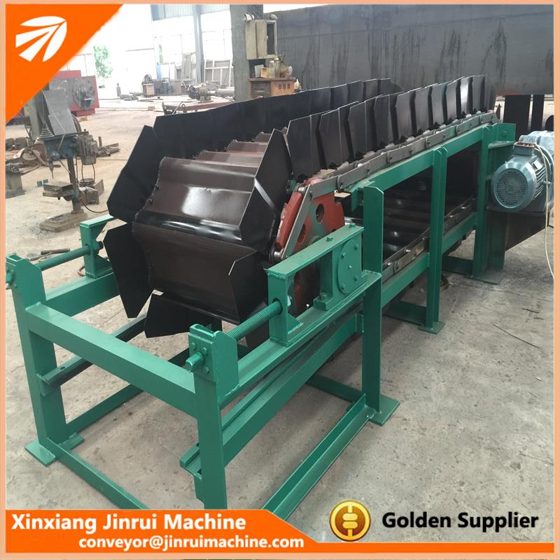 Professional roller chain apron conveyor for quarrying for coal mining