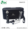 PYX stock offer original G9 Henail 2.0 Henail wax vaporizer portable dry herb e-cig