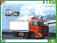 Refrigerated Truck/chiller Van/freezer vehicles/reefer trailers for Rent