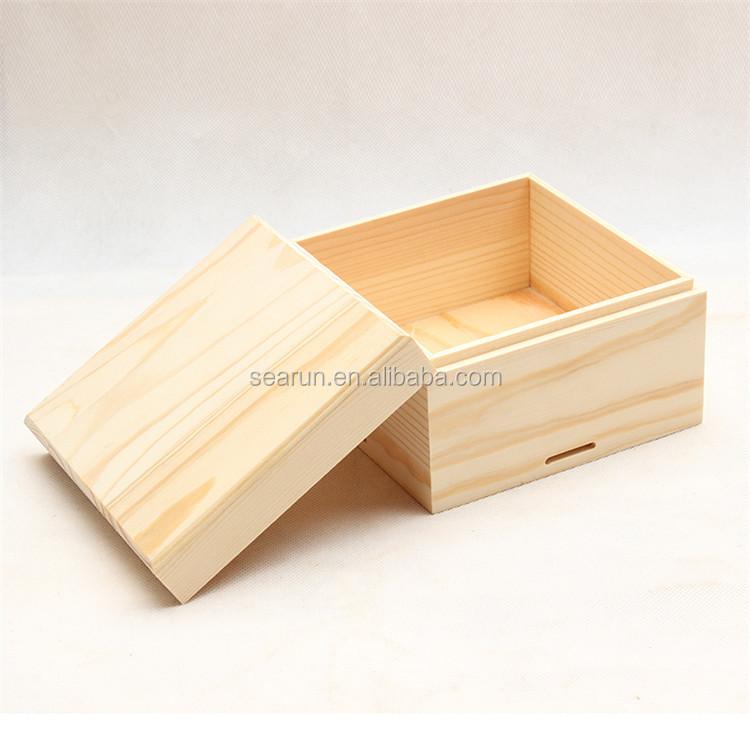 Customized wooden gift box wholesale buy christmas