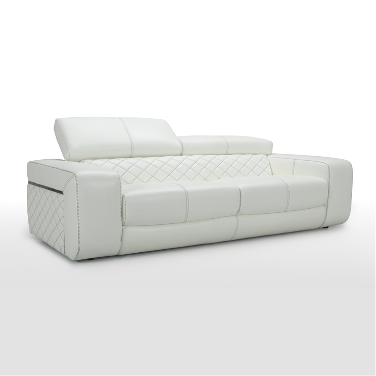 New Products high quality white livingroom sofa