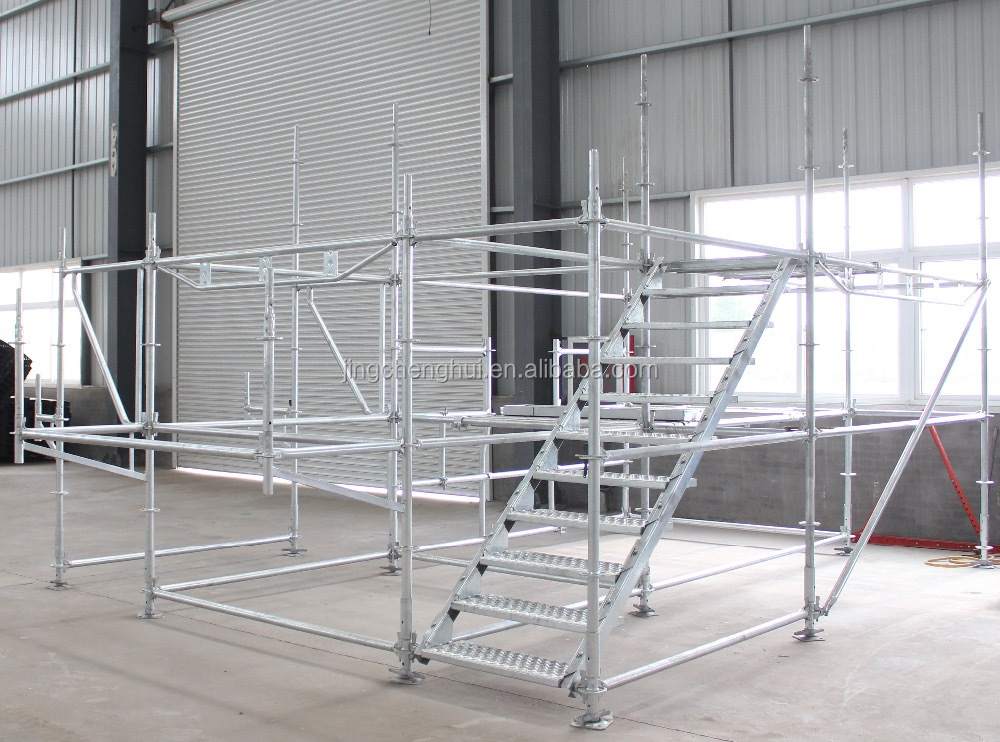 FACTORY DIRECTLY LAYHER RINGLOCK SYTEM SCAFFOLDING FOR CONSTRUCTION