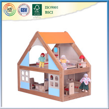 2016 new style wooden house ,toy wood as your best chioce
