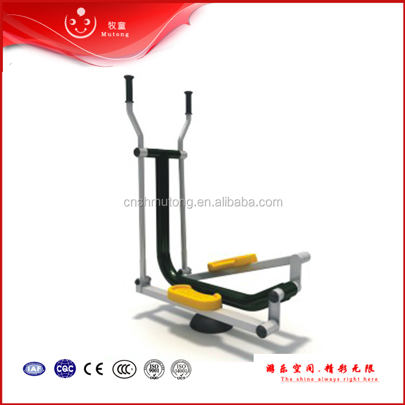 outdoor playground air walker exercise equipment