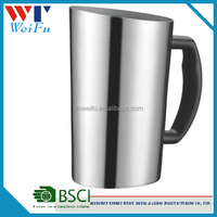 stainless steel large capacity tea pot