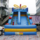 China Large Inflatable Bouncer Slide Inflatable Dry Slide For Sale