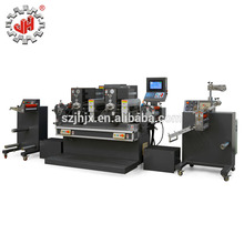 JH-300 2-6 color digital intermittent letterpress rotary label printing machine,sticker label printing machine with die cutting