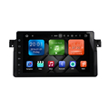 "Android6.0.1 Sat Nav 9"" Intel Sofia Quad-core Car GPS For E46 M3 Rover75 with built-in WiFi &3G DY9003"