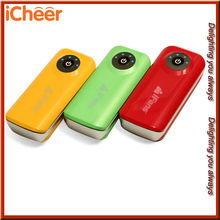 2013 Hot online portbale mobile 5600mah power bank supplier for Galaxy S4 ipad ipod