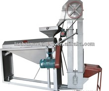 automatic bean polisher/bean polishing machine/seed polisher