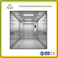 Medical elevator / Lift for Hospital use - Safe & Stable patient elevators