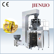 film roll vertical plastic tea bag making filling sealing machine