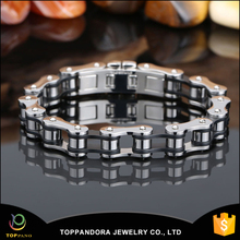 New Arrival Bracelet For 2016 Fashion cool men bracelet stainless steel silver chain bracelet