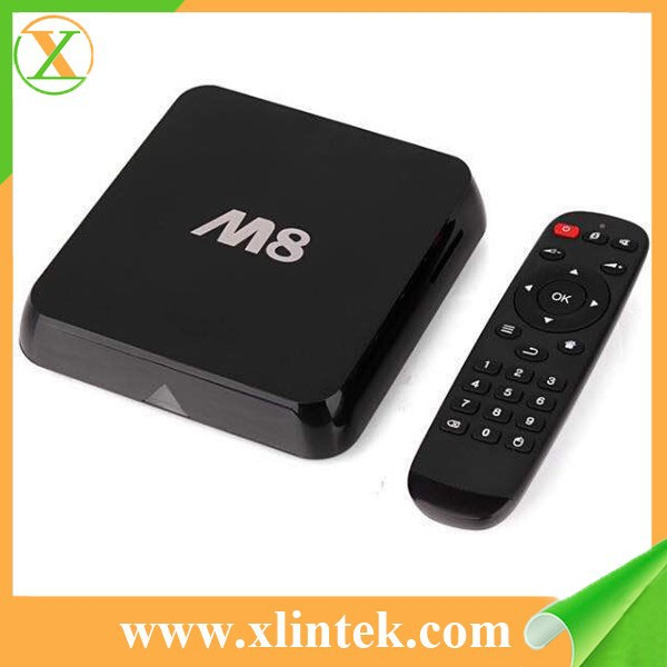 2015 best selling M8N internet tv box M8 2gb ddr3 ram android blu ray player