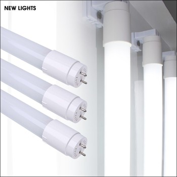 Wholesale 9W 12W 18W 22W 360 degree 4ft CE RoHS approved glass T8 LED tube light
