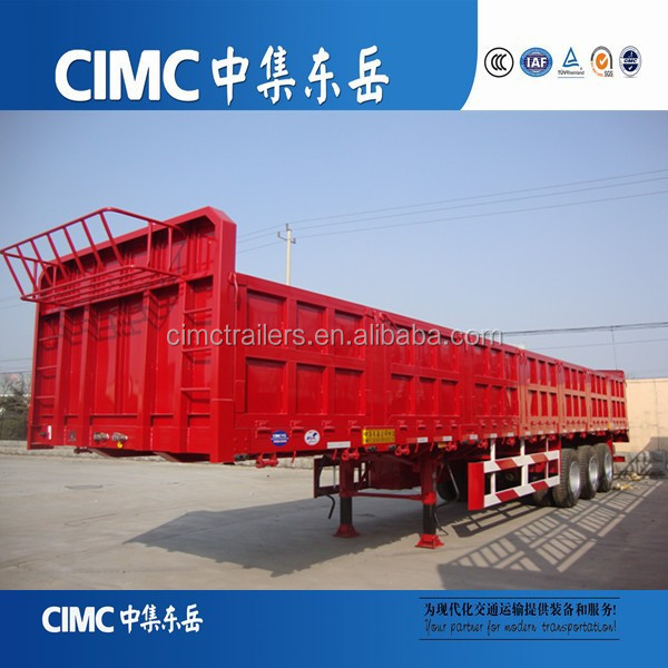 CIMC Trailer Manufacturer insulated cargo trailer