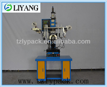 heat transfer printing machine round and flat double use