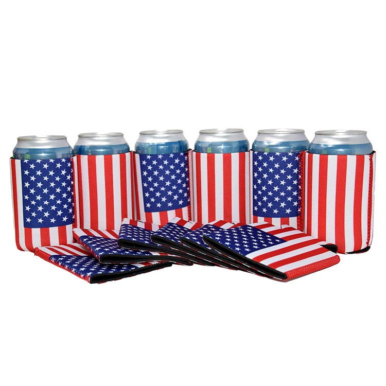 Top Selling High Quality Cheap Collapsible Custom Neoprene Beer Coolie