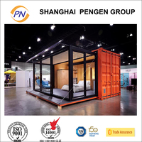 Economic Prefabricated Container Hotel/ Container House for sale